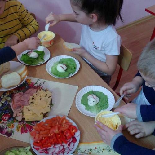 racjonalne odżywianie, przedszkole Casper, Lubartów, Łęczna